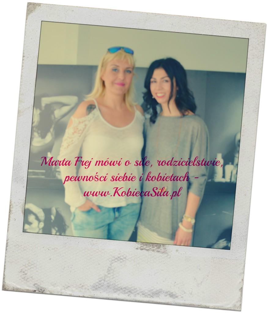 Marta Frej i Gabriela Kuca