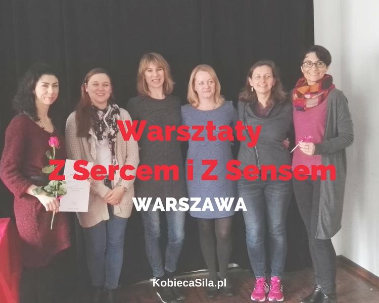 Warsztaty w Warszawie – fotorelacja