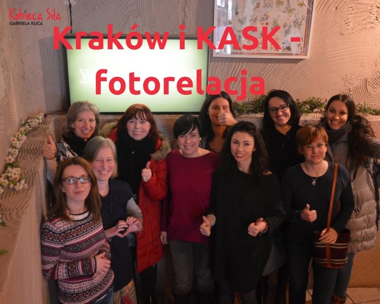 Kraków i KASK – fotorelacja